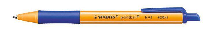 Автоматическая шариковая ручка POINTball