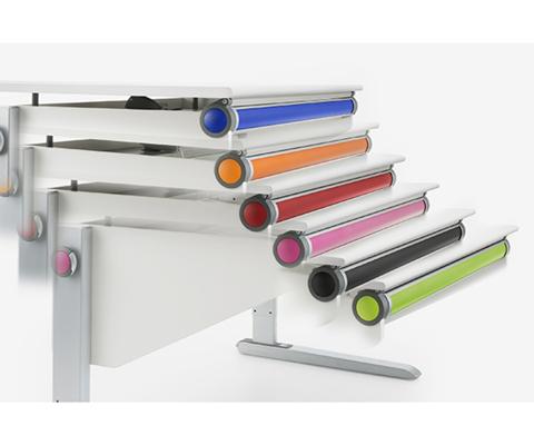 Парта-трансформер Winner Набор разноцветных накладок для украшения фронтальной зоны