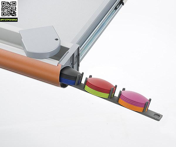 Парта-трансформер Winner Набор разноцветных заглушек для ножек стола и выдвижного ящика
