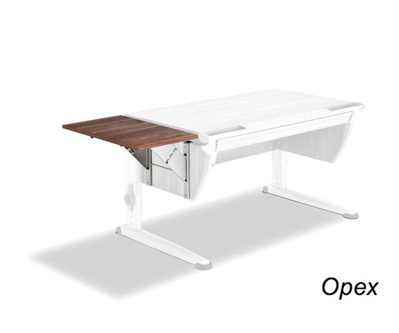 Боковая панель Quick Top для всех моделей парт Moll