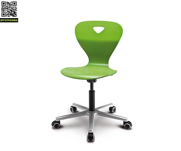 Детский стул Woody M Салатовый цвет