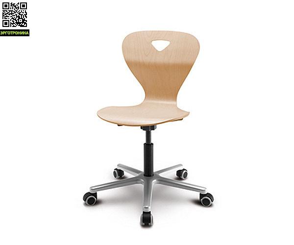 Детский стул Woody M Натуральный цвет