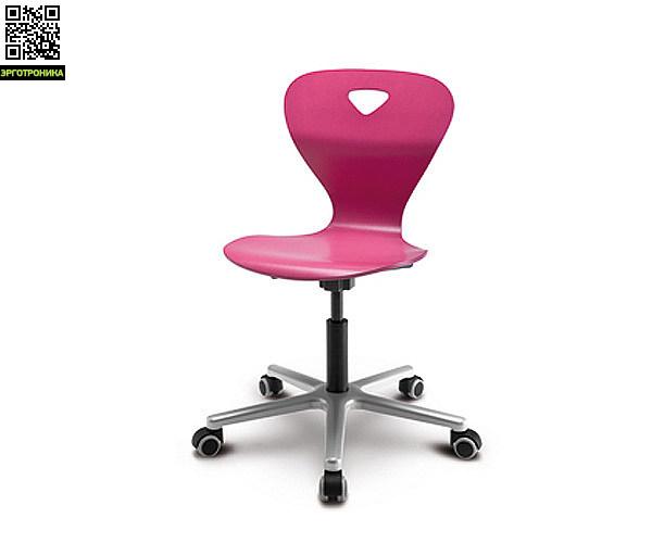 Детский стул Woody M Розовый цвет