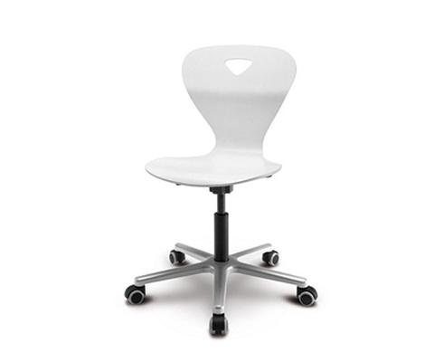 Детский стул Woody M Белый цвет