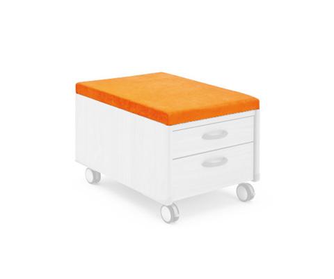 Подушка-сиденье Pad L для тумб Moll Mini и Moll Starter-Box