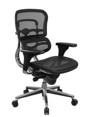 Компьютерное кресло Ergohuman Low Back