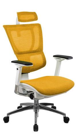 Компьютерное кресло Mirus White