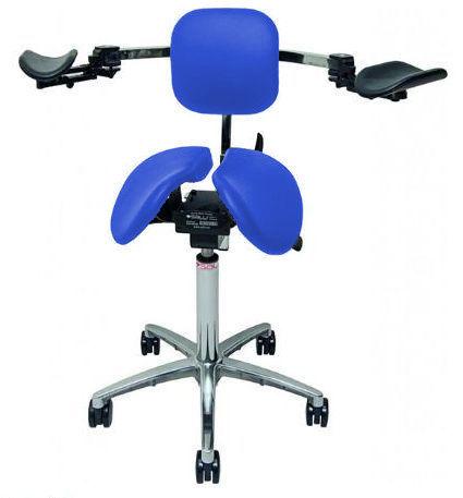 Стул-седло Salli Twin Stretch Support + Ergo Rest