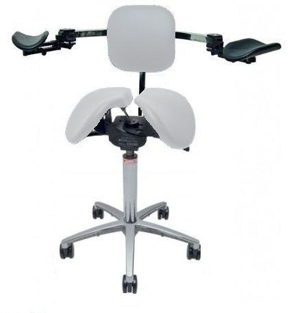 Стул-седло Salli MultiAdjuster Stretch Support + Ergo Rest