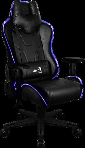Геймерское кресло Aerocool AC220 RGB